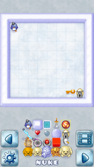 Screenshot from Sword & Penguin