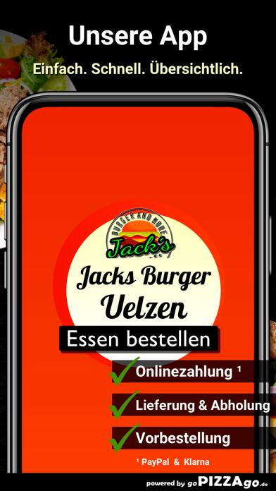 Jacks Burger and More Uelzen screenshot 1