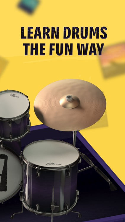 Drum is a game : WeGroove
