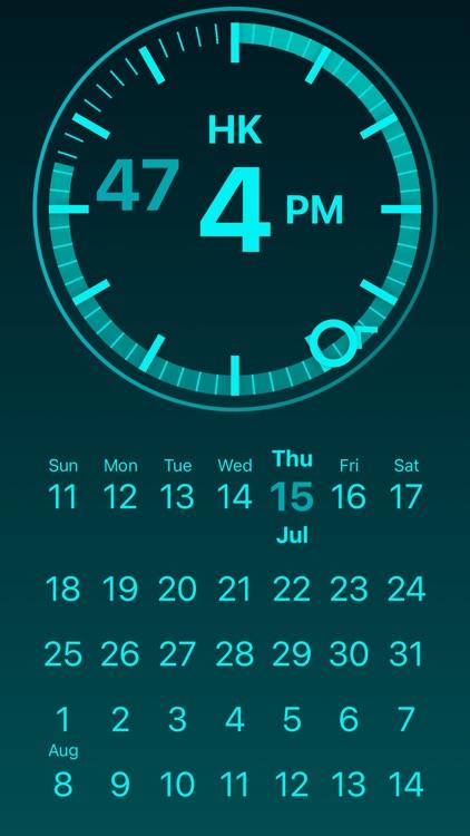 United Clock screenshot-7