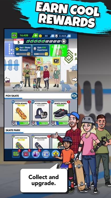 Skate Video Tycoon