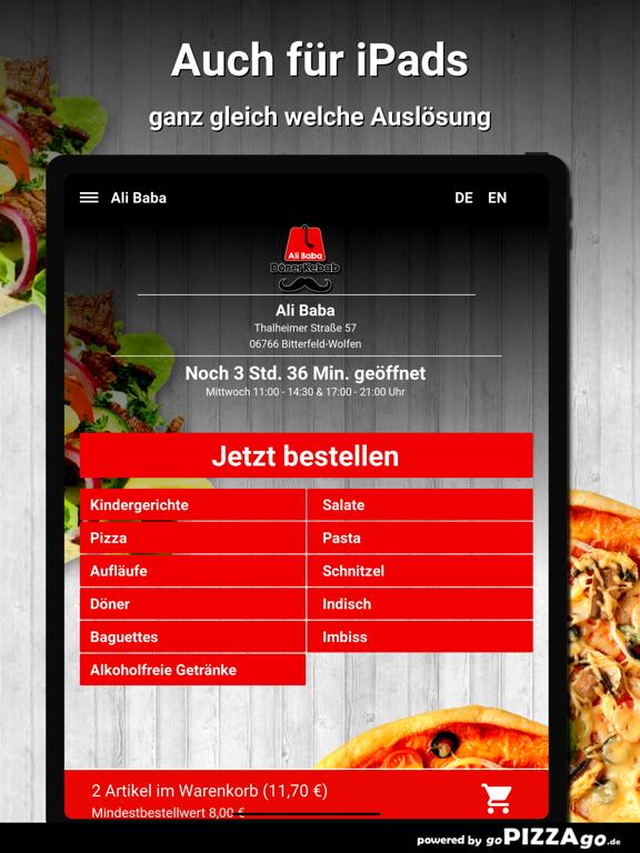 Ali Baba Bitterfeld-Wolfen screenshot 7