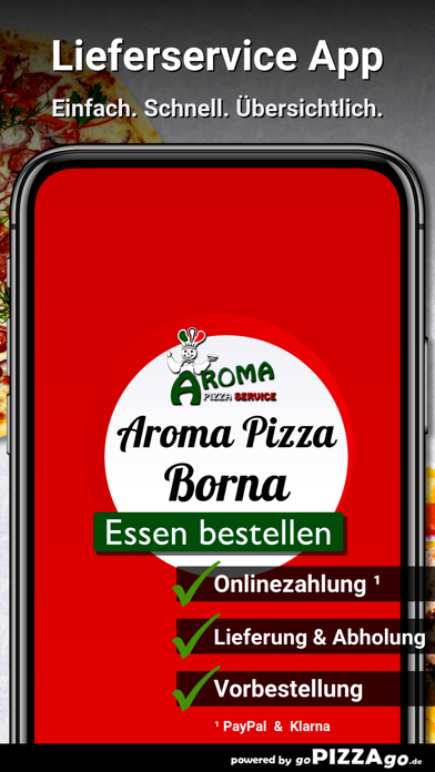 Aroma Pizza Service Borna screenshot 2