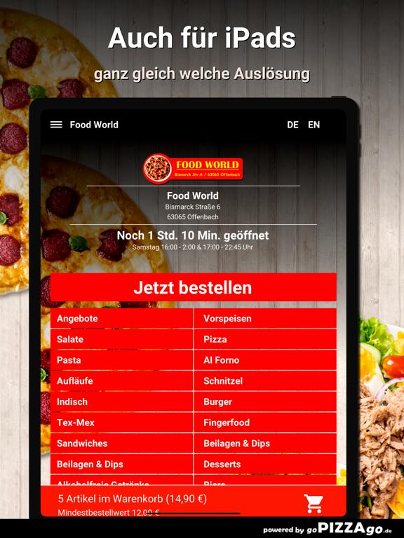 Food World Offenbach screenshot 7