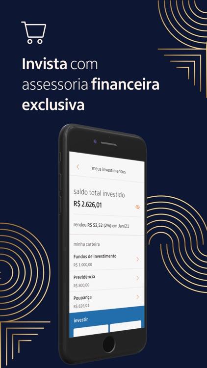 Banco Itaú Personnalité screenshot-7