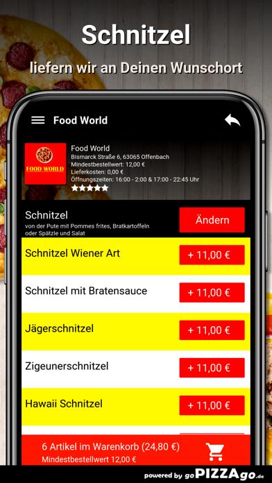 Food World Offenbach screenshot 6