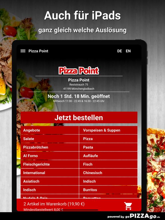 Pizza-Point Mönchengladbach screenshot 7