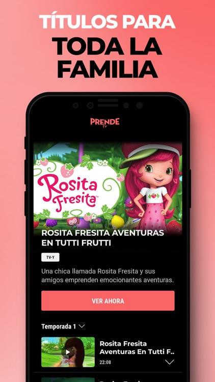 PrendeTV: TV & Cine en Español screenshot-5