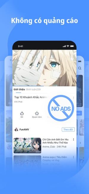 bilibili - Anime HD, Video