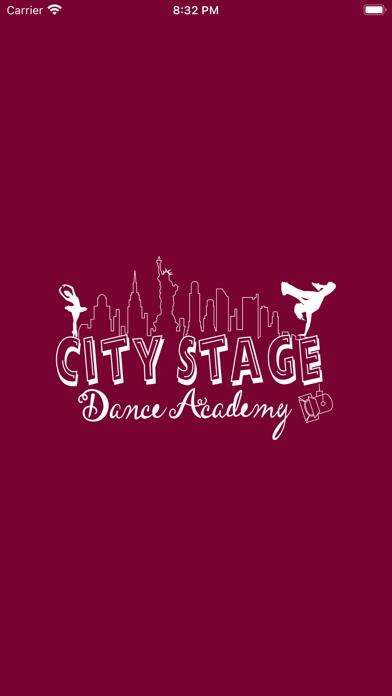 City Stage Dance Academy screenshot 1