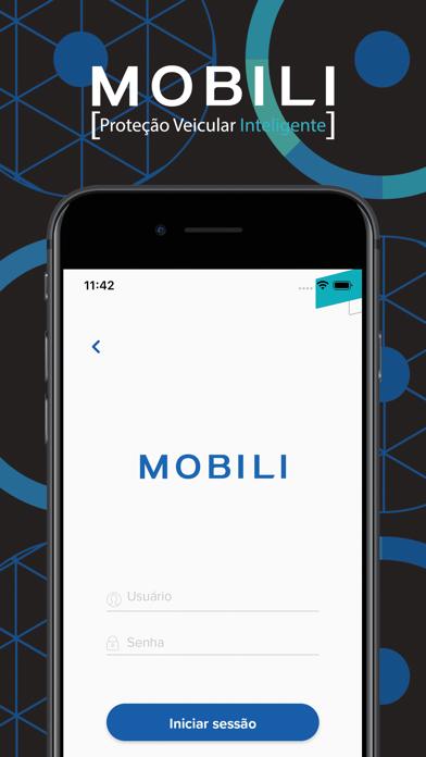 Mobili Rastreamento screenshot 1