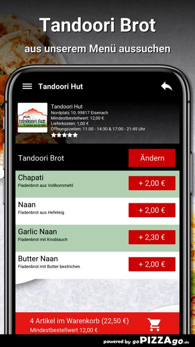 Tandoori Hut Eisenach screenshot 5
