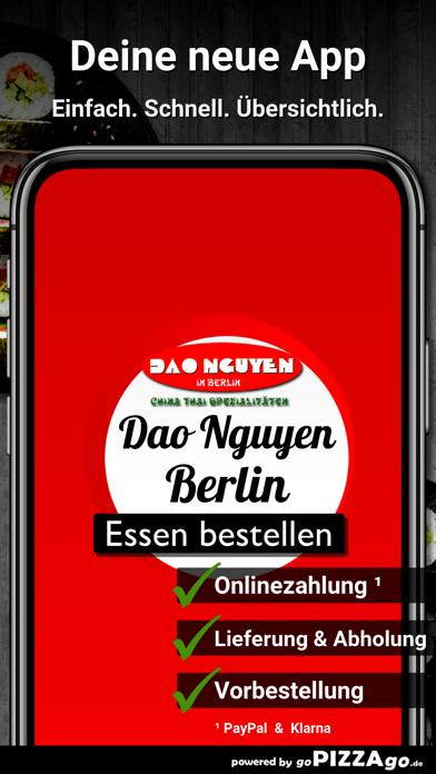 Dao Nguyen Sushi-Bar Berlin screenshot 2