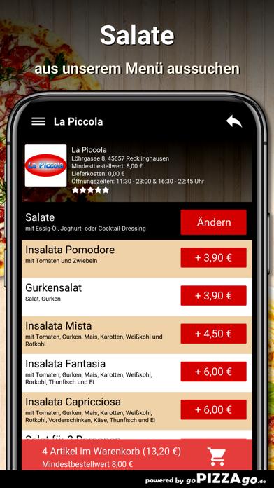 La Piccola Recklinghausen screenshot 5