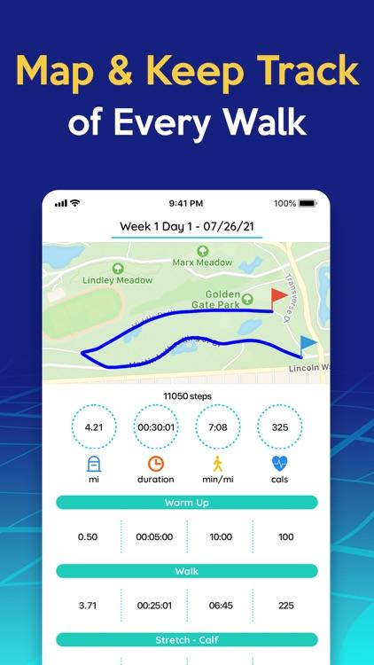Walkster: Walk & Step Tracker