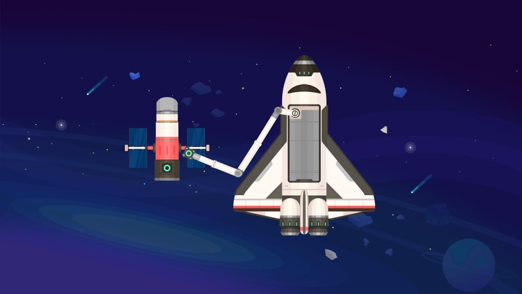 Dinosaur Rocket Games for kids screenshot-6