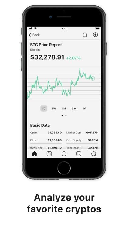 Invezo: Stock & Crypto Data screenshot-6
