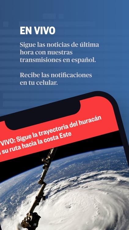 Noticias Telemundo screenshot-4
