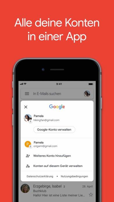 Gmail – E-Mail von GoogleScreenshot von 6