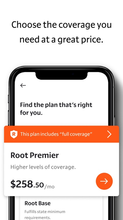 Root: Affordable car insurance