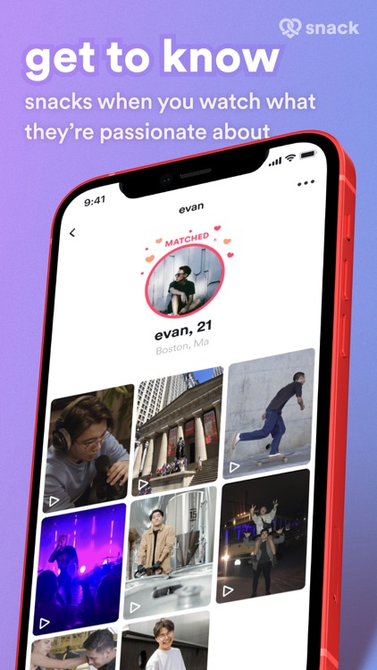 Snack - Video Dating screenshot-5