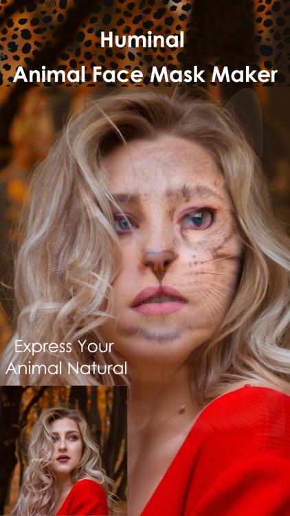 Huminal Animal Face PhotoMaker