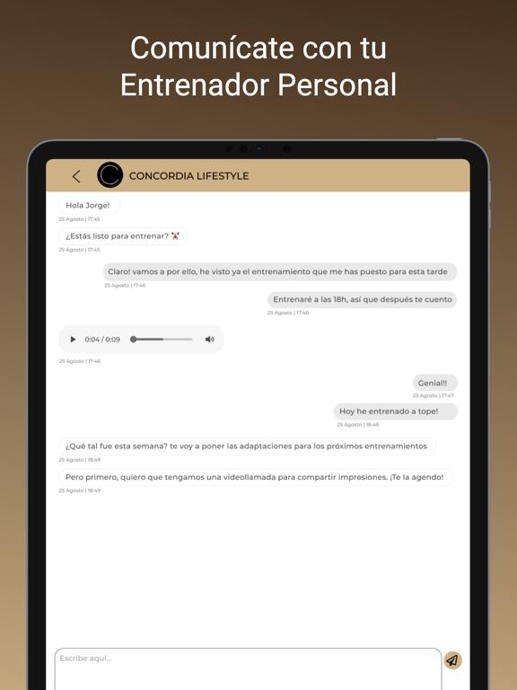 Concordia Lifestyle screenshot 9