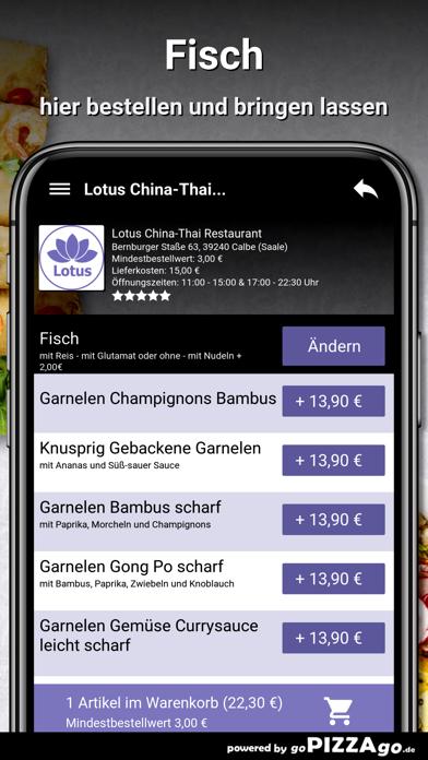 Lotus Calbe (Saale) screenshot 1