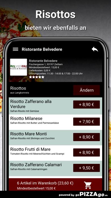 Ristorante Belvedere Zeitlarn screenshot 6