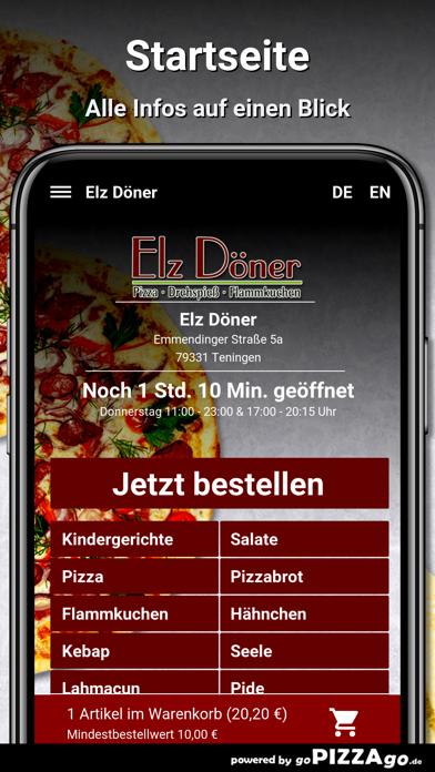Elz Döner Teningen screenshot 2