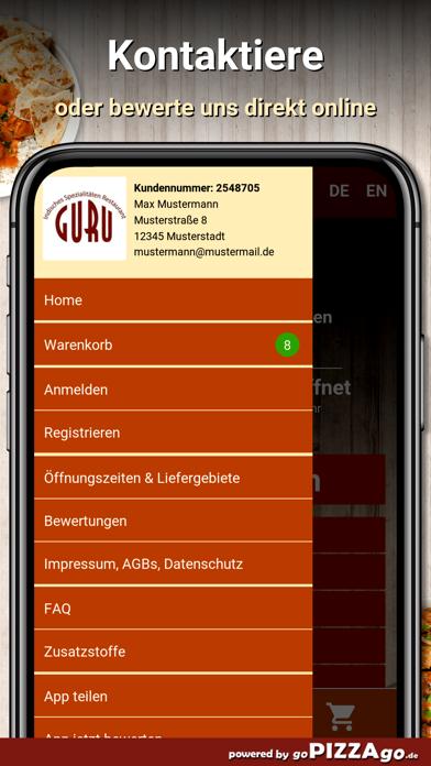 Guru Würzburg screenshot 3