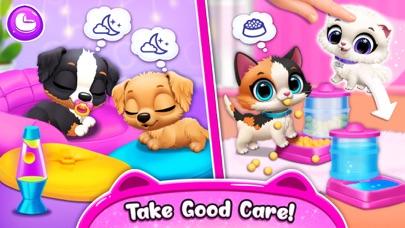FLOOF - My Pet House screenshot 2
