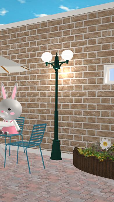 脱出ゲーム ウサギとカフェと優雅なひとときのおすすめ画像3