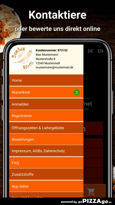 Bombay Mirchi Dresden screenshot 3