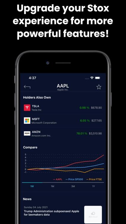 Stox: Stock & Crypto Widget screenshot-8