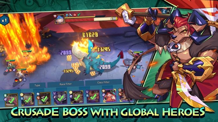 Hero Squad - Idle Adventure screenshot-5