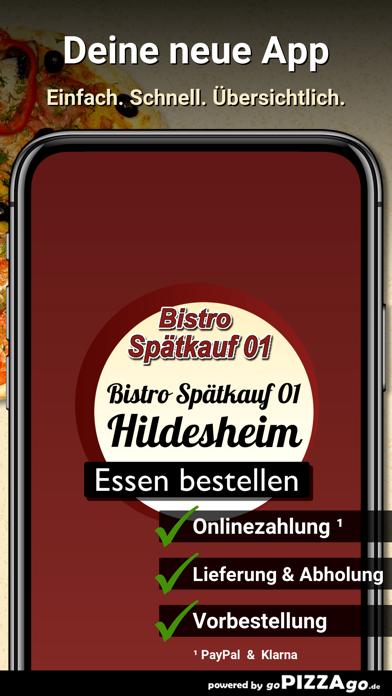 Bistro Spätkauf 01 Hildesheim screenshot 2