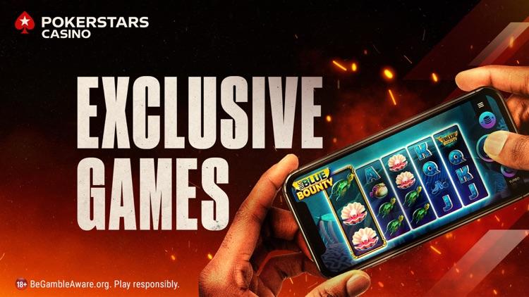 PokerStars Casino Slots Games screenshot-3