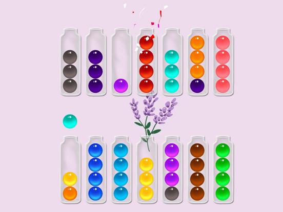 Ball Sort Puzzle iPad app afbeelding 6