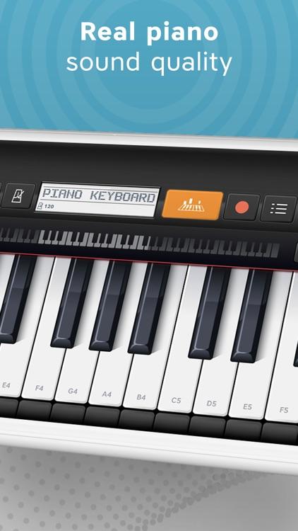 Piano Keyboard App: Play Songs