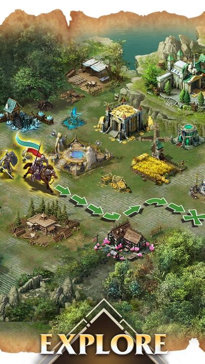 War and Magic: Kingdom Reborn screenshot-5