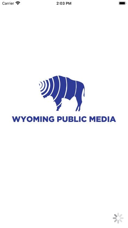 Wyoming Public Media App