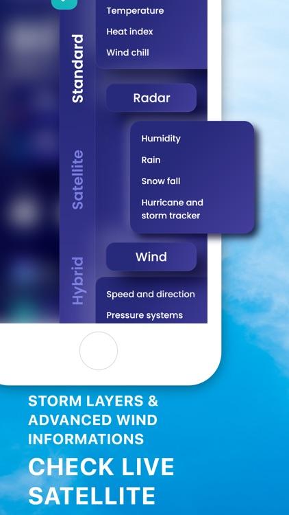 The Weather App: Radar Now screenshot-3