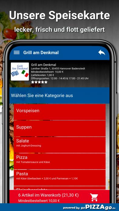 Grill am Denkmal Hannover screenshot 4