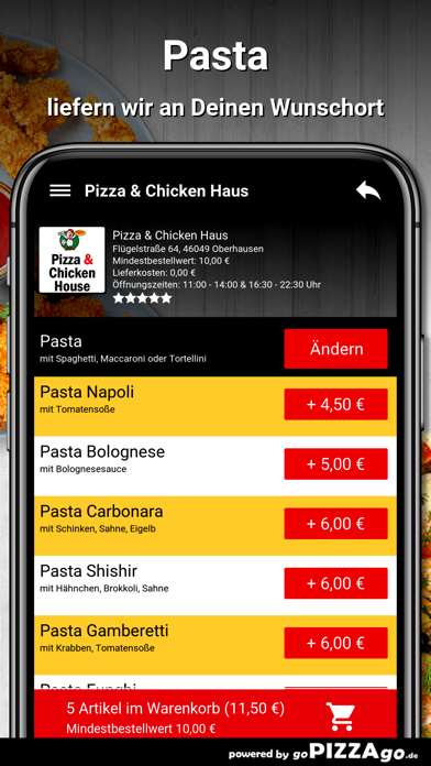 Pizza Haus Oberhausen screenshot 6