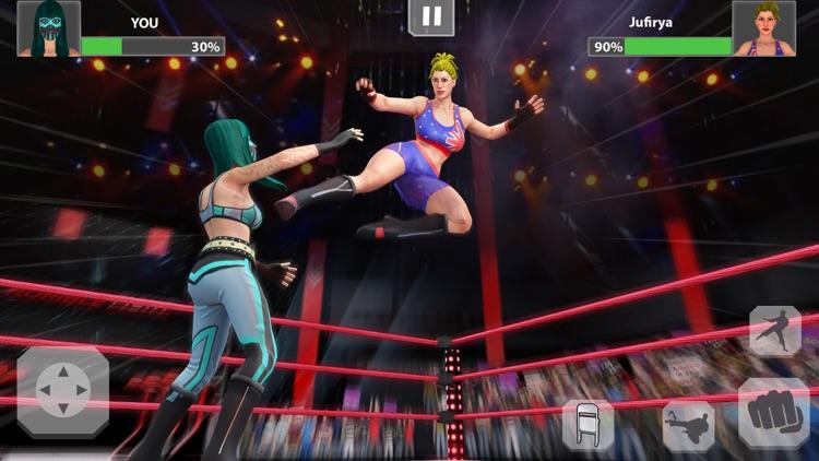 Wrestling Rumble: PRO Fighting screenshot-4