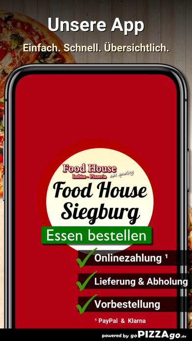 Food House Siegburg Kaldauen screenshot 2