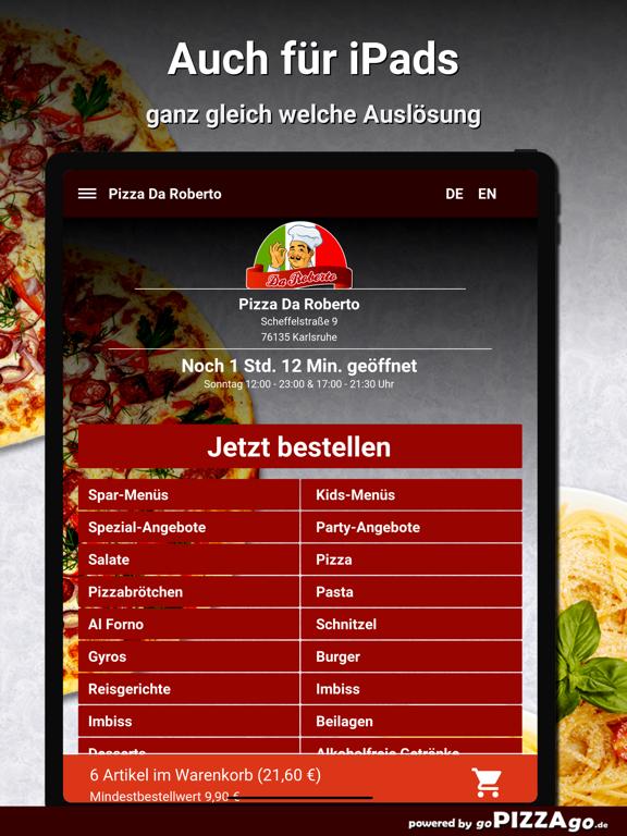 Pizza Da Roberto Karlsruhe screenshot 7
