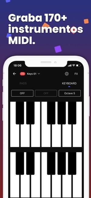 TIZE - Music Maker & Beat Pad Screenshot