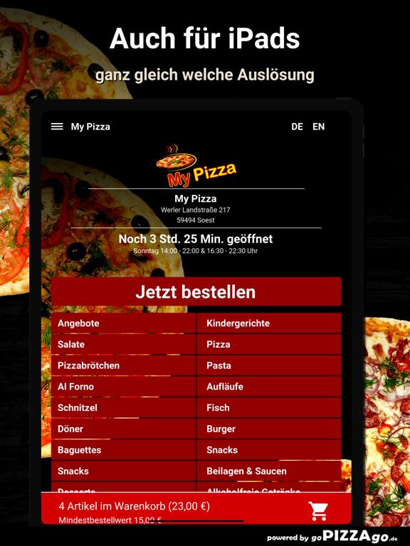 My Pizza-Soest screenshot 7
